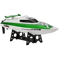 GoolRC オリジナル Feilun FT009 2.4G 30km/h 高速 RCレース ボートプロポ付き 水冷自動復原 システム
