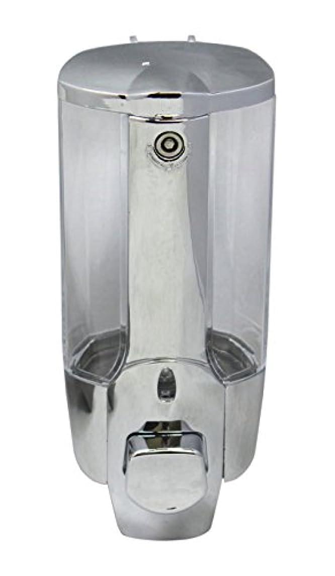 多様なダーベビルのテス機密(3 Soap Dispensers) - BlueDot Trading Wall Mounted Liquid Hand Soap Dispenser (3 Pack), 350ml