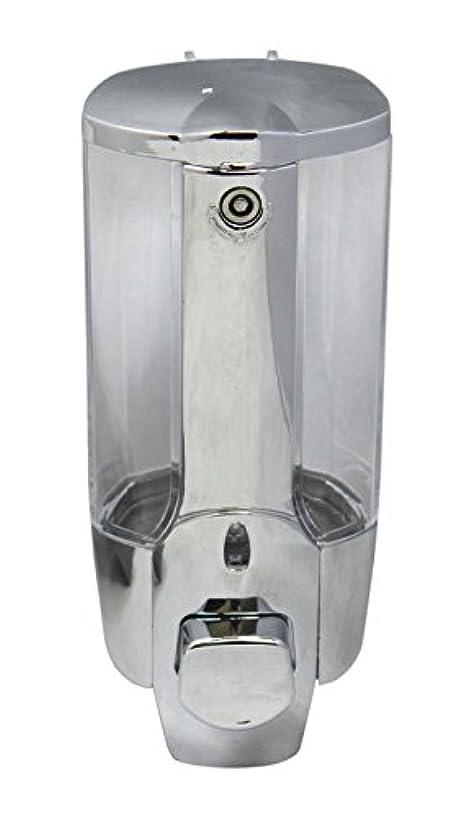 保全ファイバ氷(3 Soap Dispensers) - BlueDot Trading Wall Mounted Liquid Hand Soap Dispenser (3 Pack), 350ml