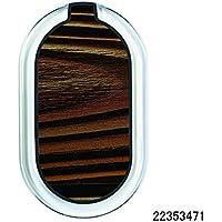 mitas qi 充電器 ワイヤレス充電器 置くだけ充電 おしゃれ iPhoneX iPhone8 (932) 木目 ウッド wood D PRQI-2235-D