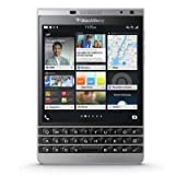 BlackBerry BlackBerry Passport Silver Edition SQW100-4 (RHR191LW) Silver【海外版 SIMフリー】