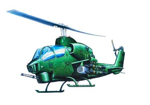 1/72 イタレリ 飛行機シリーズ ベル AH-1T シーコブラ 39168