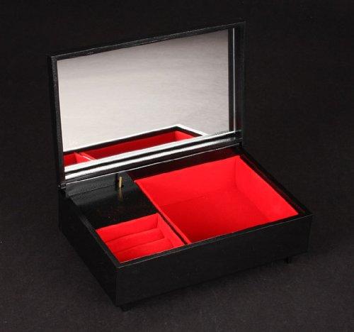 まえじゅう漆器 初音 匠宝石箱(B) 7V-403