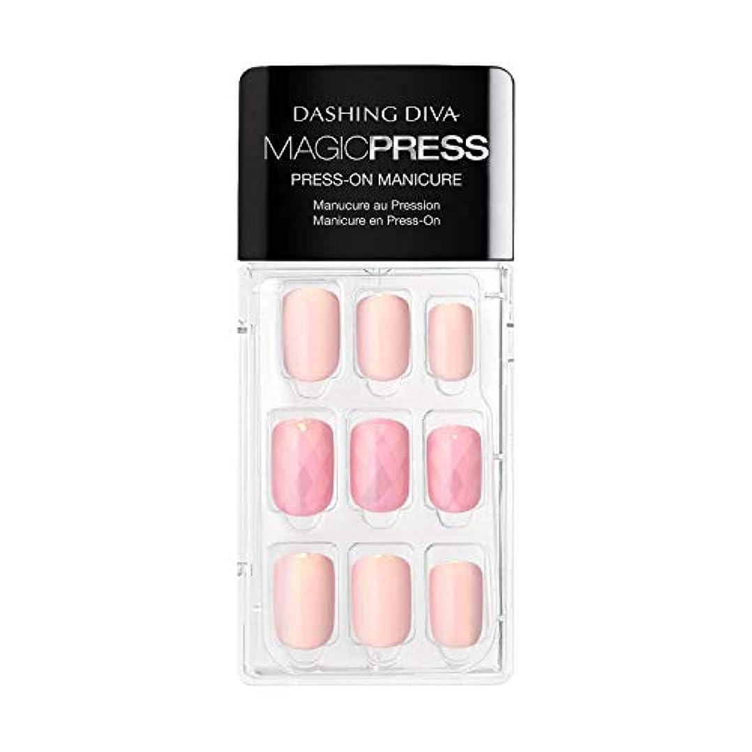 電信振動させるスーダンDashing Diva - Magic Press - Press-On Manicure - Pretty Please - 30 Pieces
