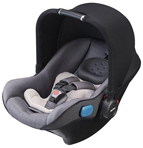 Aprica (アップリカ) 新生児から5Wayで使えるインファントカーシート シルバープラッド SV 3輪ベビーカー...