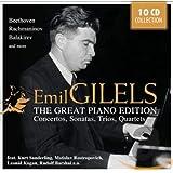 Emil Gilels - Virtuose mit Noblesse