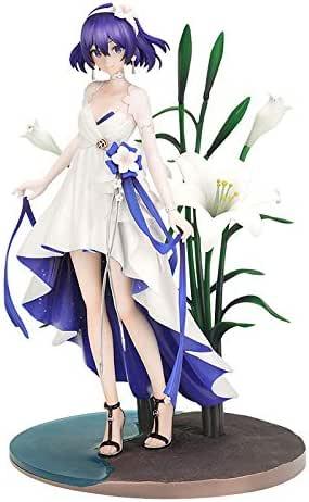 miHoYo 『崩壊3rd』ゼーレ・フェレライ 秋霜百合Ver. 1/8スケール 高さ約23cm PVC製 塗装済み 完成品フィギュア [並行輸入品]