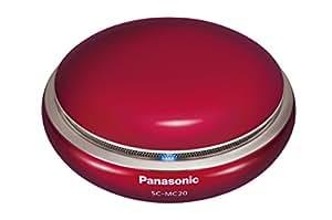 パナソニック ポータブルワイヤレススピーカーシステム レッド SC-MC20-R