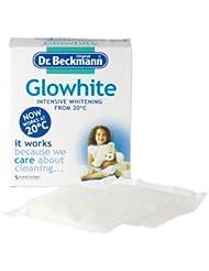 ドクターベックマン 酸素系漂白剤入り 蛍光増白剤 グローホワイト 40g×5包入り