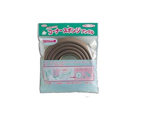 HIKARI SAS-182コーナースポンジ茶 00872931-001