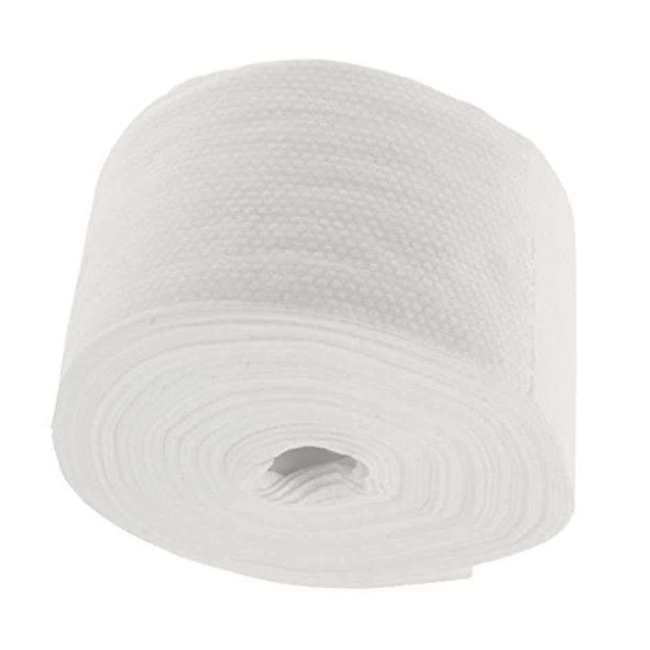 意味硬いちっちゃい使い捨てタオル ロール式 洗顔タオル 30M コットン メイクリムーバー 2タイプ選べる - #2