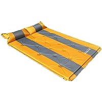 車の旅行ベッド自動インフレータブルクッションSUVインフレータブルベッドオレンジグレードット5 Cm(多色オプション)