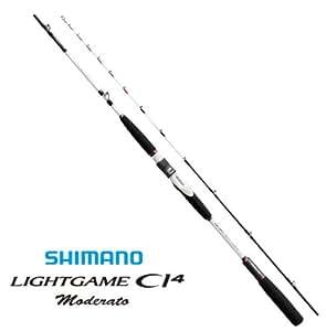 シマノ ロッド ライトゲームCI4 Moderato (モデラート) TYPE73 H225