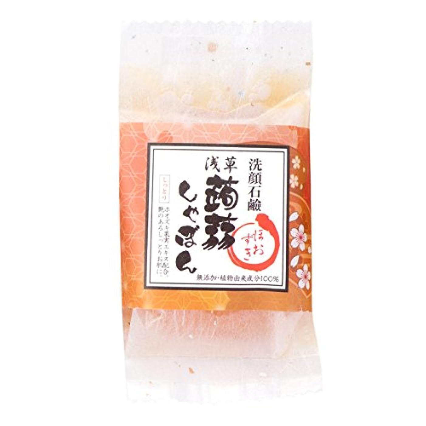 アデレード肌寒い選択する浅草蒟蒻しゃぼん浅草 ほおずき(ほおずき)