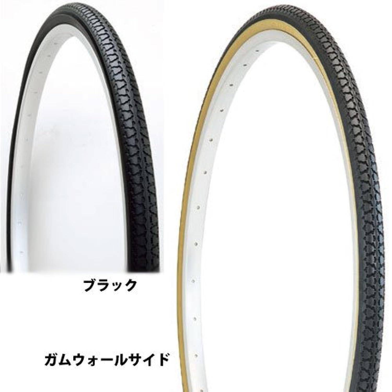 (GIZAPRODUCTS/ギザプロダクツ)(自転車用タイヤ) S130 (2本巻) 26x1.3/8 ガムウォール サイド