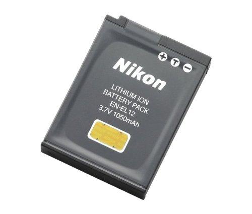 Nikon リチャージャブルLi-ionバッテリーEN-EL12(S710/S610/S610c用) ENEL12