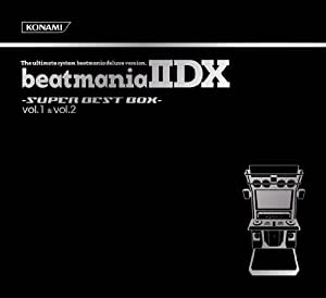 beatmania IIDX-SUPER BEST BOX-vol.1,2