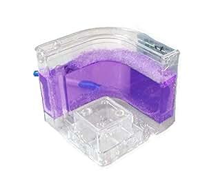 JpGdn アリ城 アリ飼育セット 自然 生物 アリさんまるごと観察セット 紫
