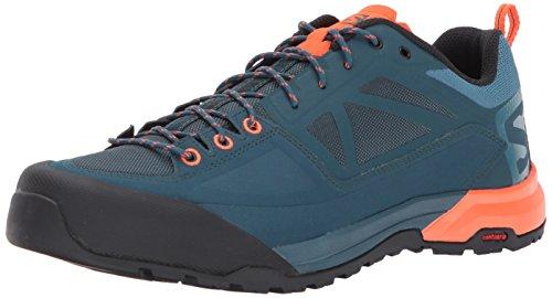 [サロモン] アプローチシューズ X ALP SPRY 登山靴 L39853900 Mallard Blue/Reflecting Pond/Scarle 27 cm