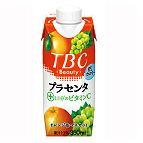 森永乳業 TBC プラセンタ+ビタミンC オレンジ&マスカッ...