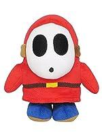 Little Buddy Super Mario All Star Collection-1591-Shy Guy Stuffed Plush 6.5 [並行輸入品]