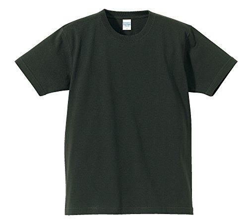 (ユナイテッドアスレ)UnitedAthle 7.1オンス へヴィーウェイト Tシャツ(オープンエンドヤーン) 425201 [メンズ] 165 スミ M