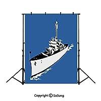 1.5x2.1m ブラウン 背景布 漫画、バイオレットブルーホワイトバックダークブラウンの背景 ブラウンの背景 ビンテージ背景 ポートレート 写真スタジオ 撮影用 背景布 写真撮影用の背景幕 装飾用