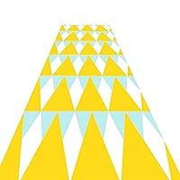 廊下敷き レッド 廊下ランナー幾何学的デザイン滑り止め吸水性エクストラロングエントリーラグファイバーブレンド、6 mm厚、マルチサイズ ジン・カーペット (Color : N, Size : 1.4 x 5m)