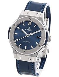 ウブロ クラシック フュージョン チタニウム アリゲーターレザー 腕時計 ユニセックス HUBLOT 565.NX.7170.LR[並行輸入品]