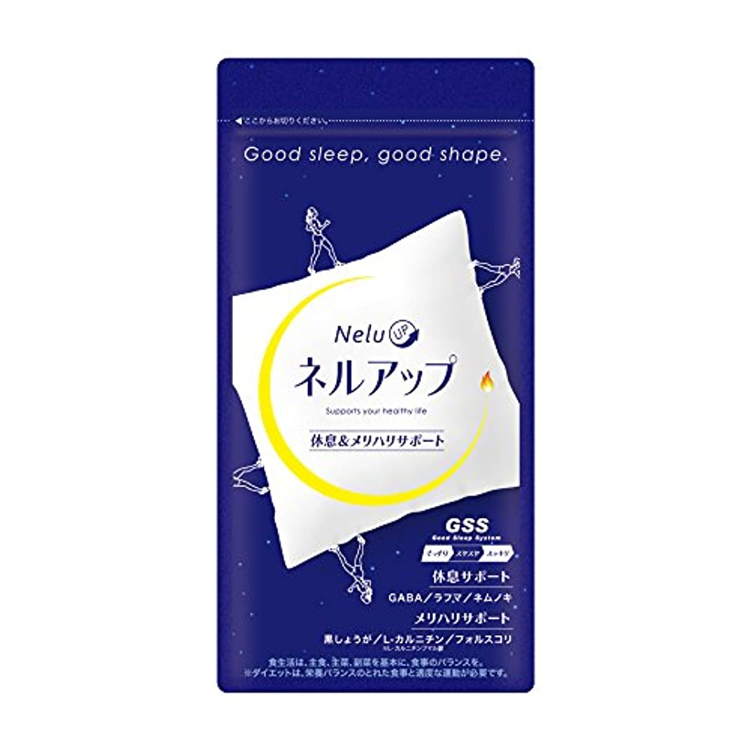 お父さん幸福監査BPダイレクト ネルアップ(62粒)
