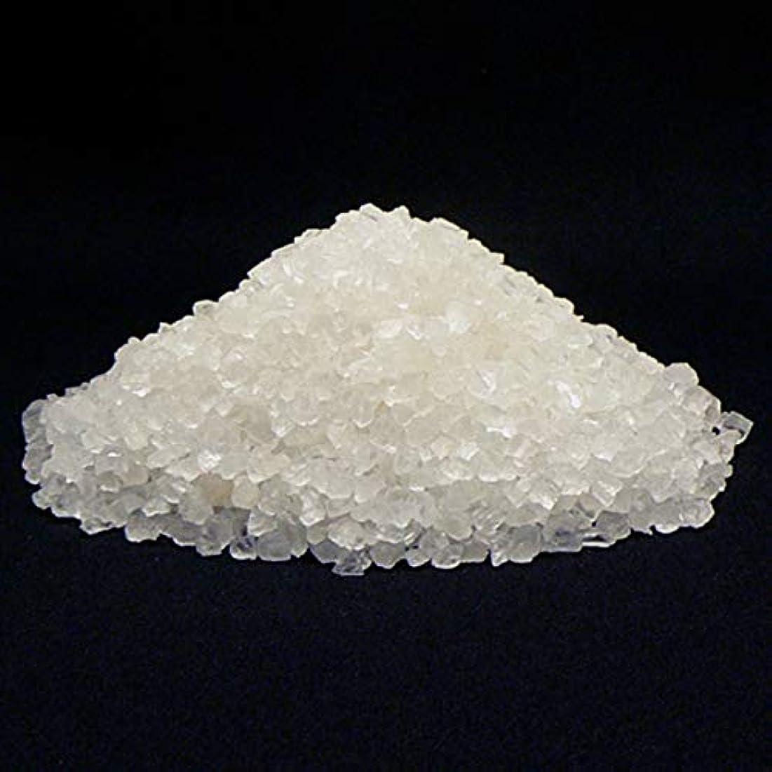排泄する矩形避難するヒマラヤ岩塩 クリスタルソルト 入浴用 バスソルト(小粒)クリスタル岩塩 白岩塩 (1kg+250g増量)