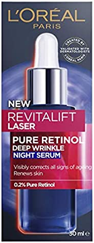 L'Oréal Paris Revitalift Laser x3 Retinol Anti-Ageing Night Serum