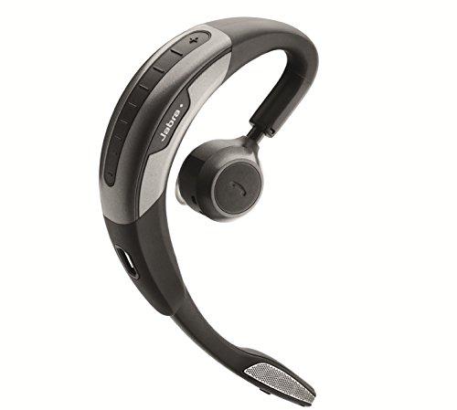 Jabra MOTION USB ブラック ワイヤレス Bluetooth イヤホン ヘッドセット (モノラル 風切り音軽減機能) 【日本正規代理店品】