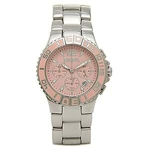(フォリフォリ) FOLLI FOLLIE 時計 レディース WF5T168BEP 腕時計 ウォッチ シルバー/ピンク[並行輸入品]