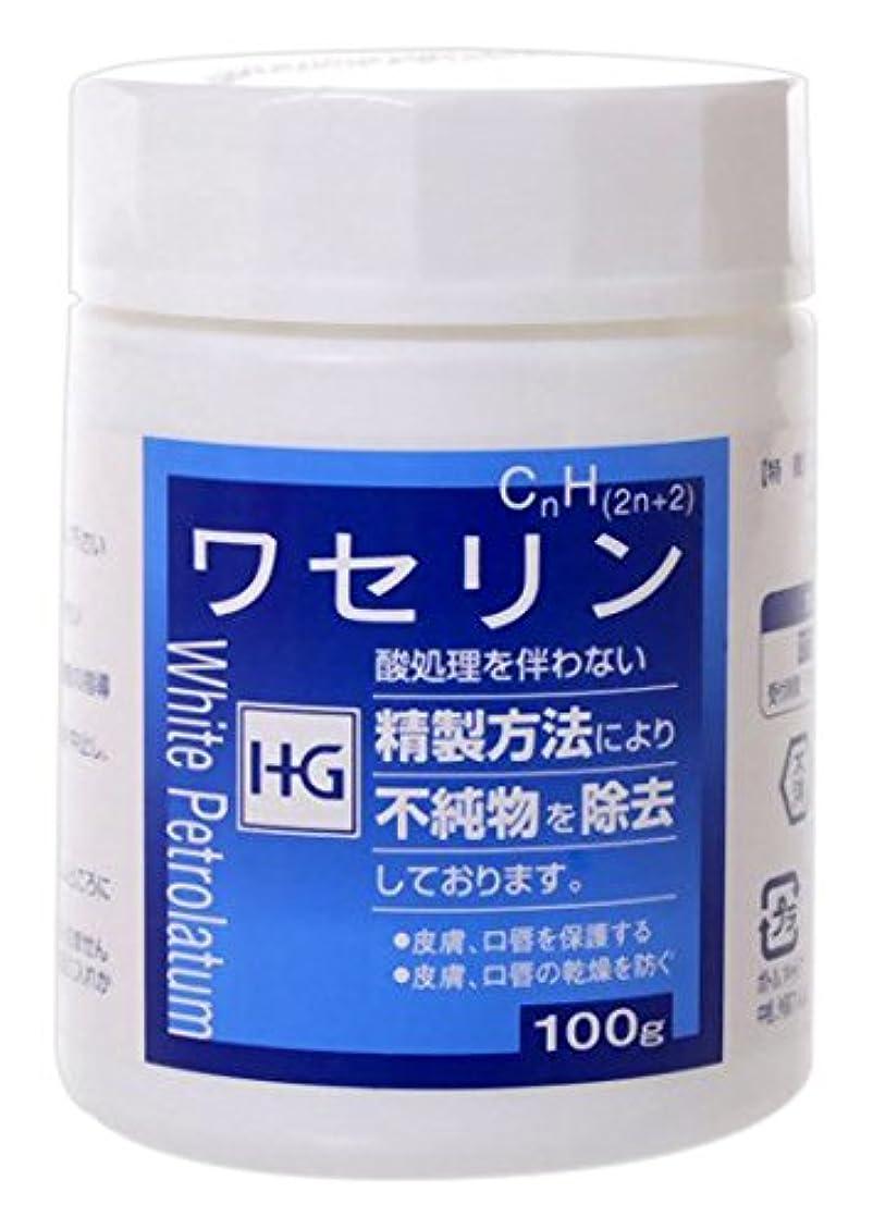 吹雪構成連合大洋製薬 ワセリンHG 100g