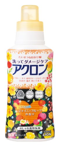 『アクロン シャイニーフルーツの香り 本体 500ml』のトップ画像