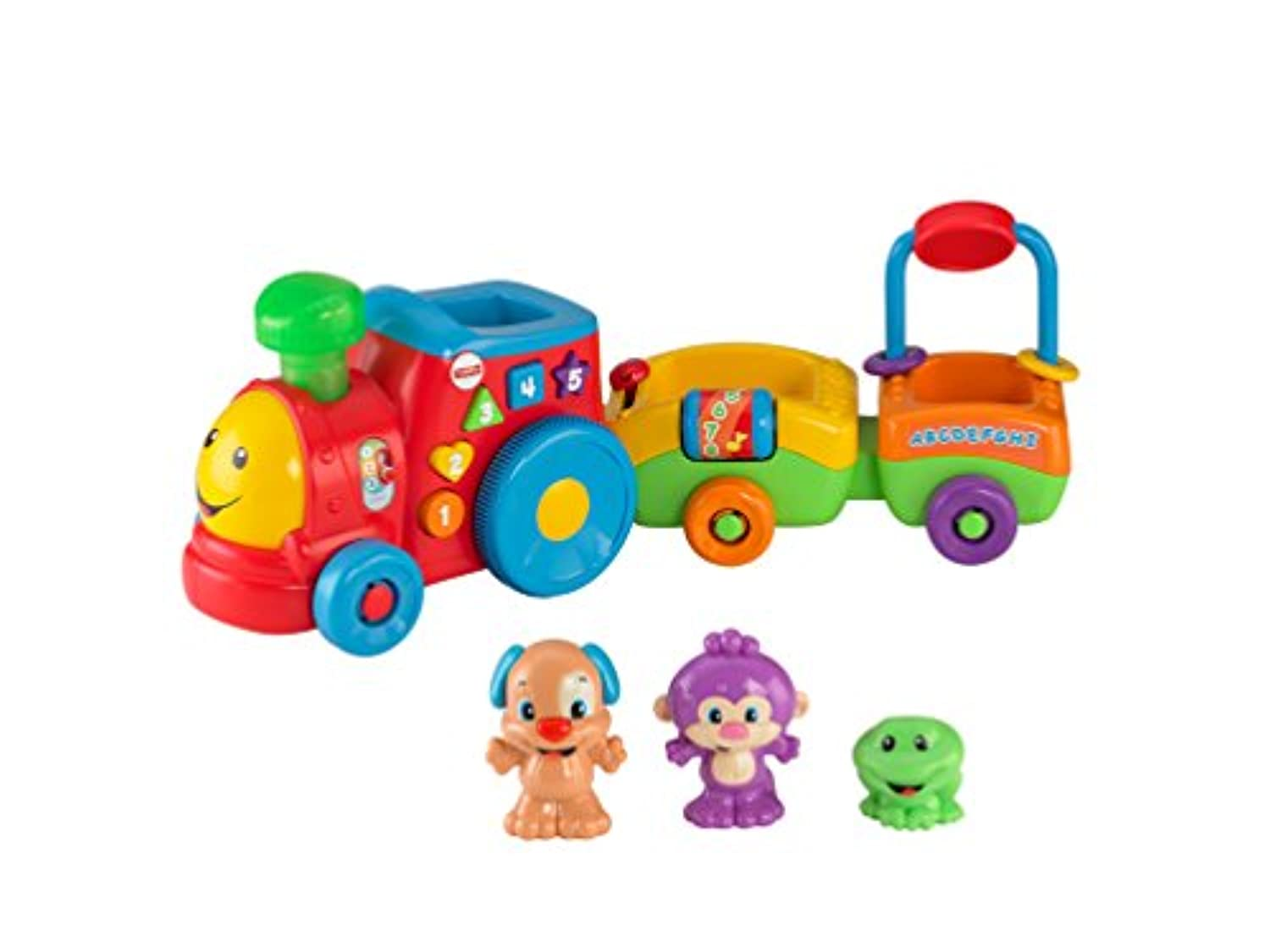 Fisher-Price Laugh & Learn Smart Stages Puppy by Fisher-Price