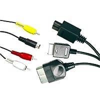 Universal S-video/av Cable (輸入版)