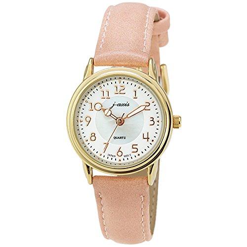 [ジェイ・アクシス]j-axis 腕時計 ファッション AL1280-PI レディース