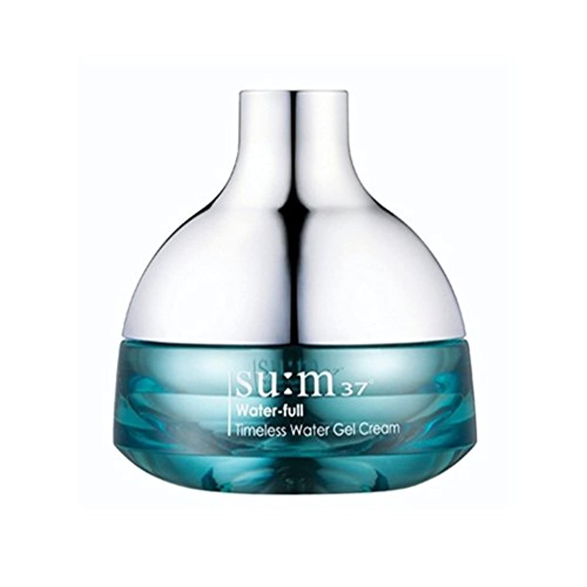 [su:m37/スム37°] SUM37 Water-full Timeless Water Gel Cream 50ml/WF07 sum37 ウォータフル タイムレス ウォータージェルクリーム 50ml +[Sample...
