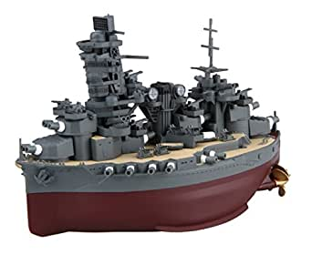 フジミ模型 ちび丸艦隊シリーズ No.28 ちび丸艦隊 山城 ノンスケール 約11cm 色分け済みプラモデル