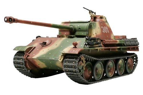 1/48 ミリタリーミニチュアシリーズ No.20 ドイツV号戦車 パンサーG型