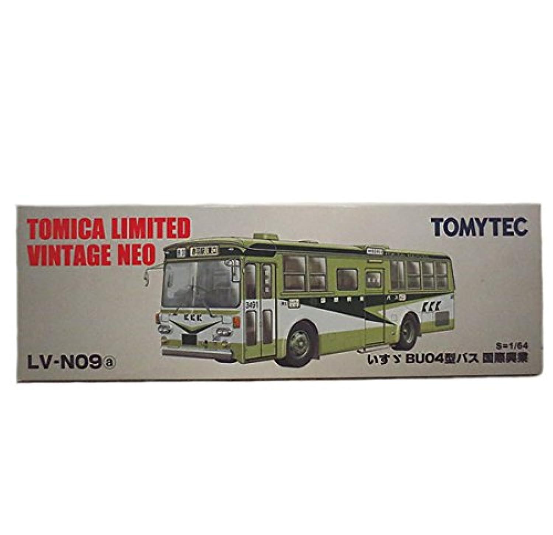 トミカリミテッドヴィンテージ LV-N09a いすゞBU04型バス(国際興業)