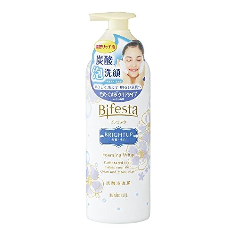 分析する汚れた注文ビフェスタ 泡洗顔 ブライトアップ 180g