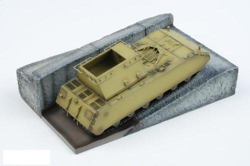 1:72 ドラゴン モデル 1:72 Armor コレクター シリーズ 60323 Krupp/Alkett Sz.Kfz.205 Maus ディスプレイ モデル German Army, Bobli
