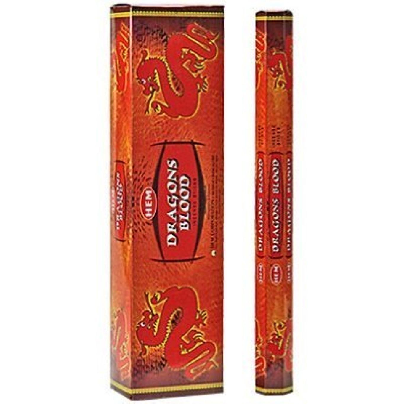 留め金整然とした再現するDragon Blood 16 Inches Tall – 60ジャンボSticksボックス – 裾Incense