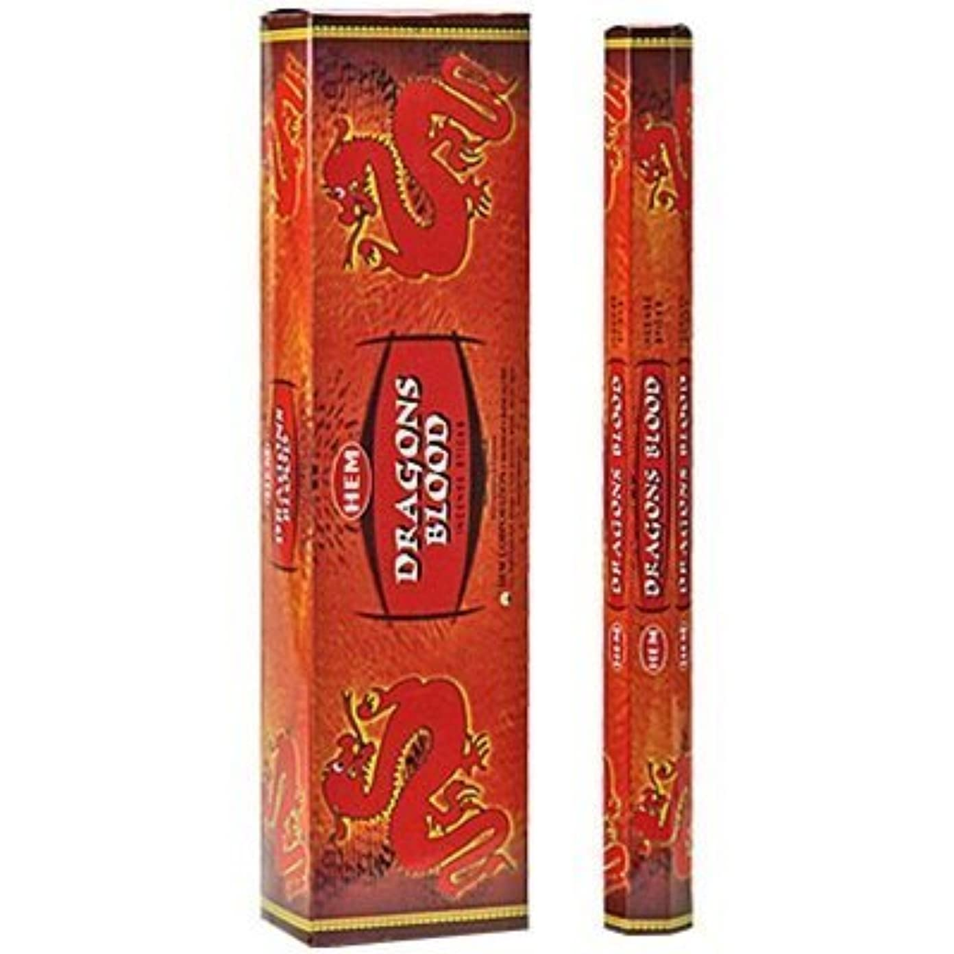 鉄道オープニング安全Dragon Blood 16 Inches Tall – 60ジャンボSticksボックス – 裾Incense