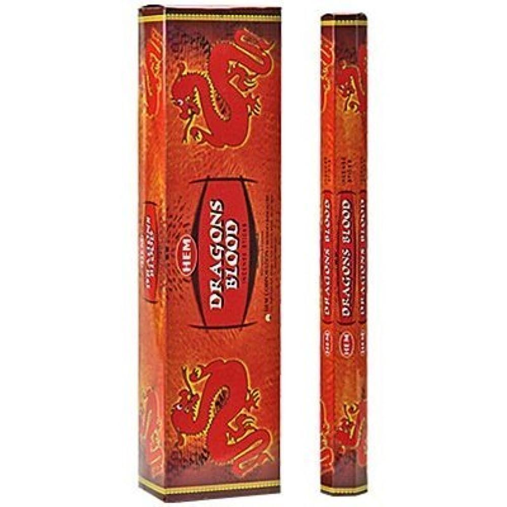 粘性のスポーツをするバンジージャンプDragon Blood 16 Inches Tall – 60ジャンボSticksボックス – 裾Incense