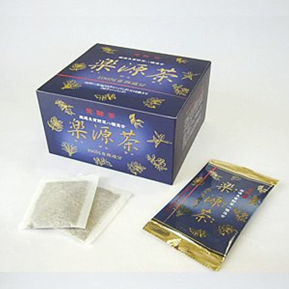 余裕がある保安続編テンペ菌発酵 大都 楽源茶 ティーバッグタイプ 32包