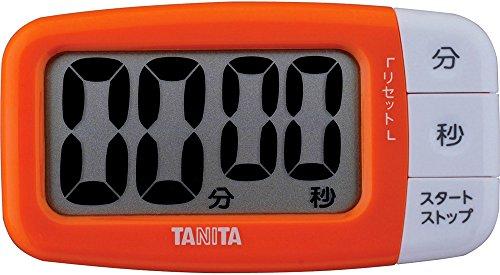 タニタ でか見えプラスタイマー TD-394